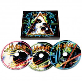 Def Leppard Hysteria Expanded Deluxe 30Th Anniversary CD3