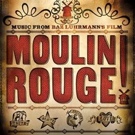 Soundtrack Moulin Rouge Baz Luhrmann LP2