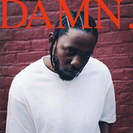 Kendrick Lamar Damn LP