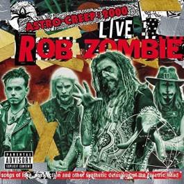 Rob Zombie Astro-Creep 2000 Live LP