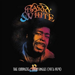 Barry White Complete 20Th Century Singles 1973-1979 CD3