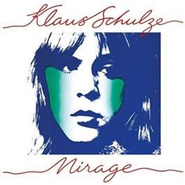 Klaus Schulze Mirage 2017 Remaster 180Gr LP