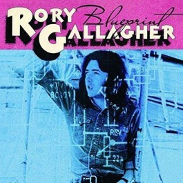 Rory Gallagher Blueprint 2018 Remaster 180Gr LP