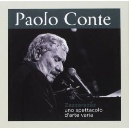 Paolo Conte Zazzarazaz Uno Spettacolo Darte Varia CD4