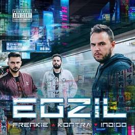 Frenkie Kontra Indigo Egzil CD