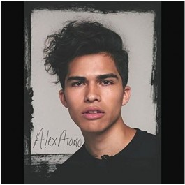 Alex Aiono Tour Fanzine Limited KNJIGA