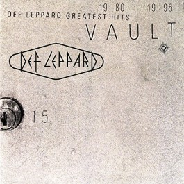 Def Leppard Vault 1980-1995 Greatest Hits LP2