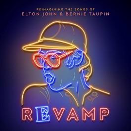 Various Artists Revamp Reimagining The Songs Of Elton John & Bernie Taupin CD