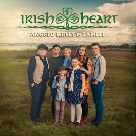 Angelo Kelly & Family Irish Heart CD