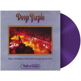 Deep Purple Made In Europe Purple Vinyl LP