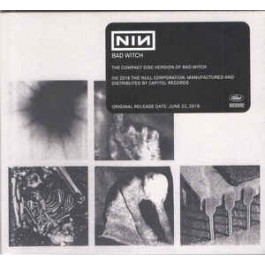 Nine Inch Nails Bad Witch CD