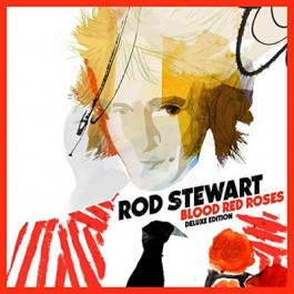 Rod Stewart Blood Red Shoes Limited CD