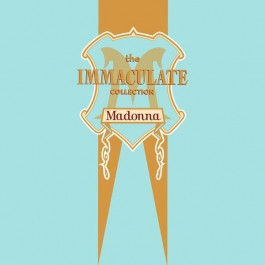 Madonna Immaculate Collection LP2