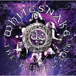 Whitesnake Purple Tour - Live 180Gr LP2