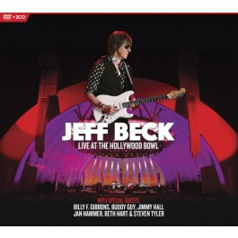 Jeff Beck Live At The Hollywood Bowl CD2
