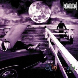 Eminem Slim Shady CD