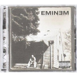 Eminem Marshall Mathers Lp CD