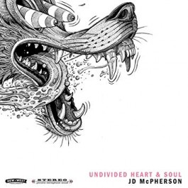 Jd Mcpherson Undivided Heart & Soul CD