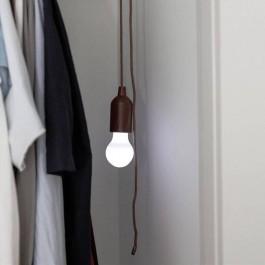 Kikkerland Svjetiljka Na Povlačenje Drvo RAZNO