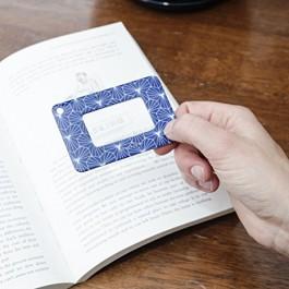 Kikkerland Wallet Size Magnifier, Povećalo RAZNO