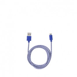 Kikkerland Kabel Za Napajanje Charging Cable Black Iphone, Ipad, Ipod RAZNO