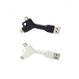 Kikkerland 2 In 1 Usb Keychain Micro Ub, Iphone 6,7 RAZNO