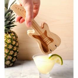 Kikkerland Citrus Squeezer Guitar RAZNO