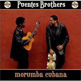 Puentes Brothers Morumba Cubana CD
