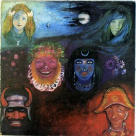 King Crimson In The Wake Of Poseidon CD