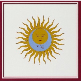 King Crimson Larks Tongues In Aspic CD