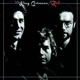 King Crimson Red CD