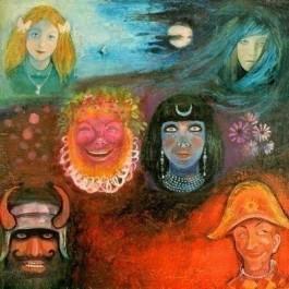 King Crimson In The Wake Of Poseidon LP