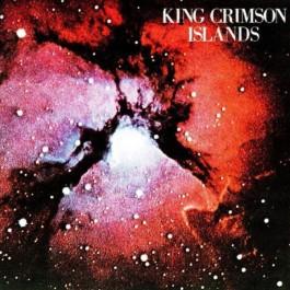 King Crimson Islands LP