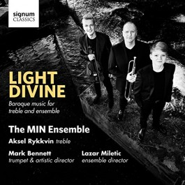Min Ensemble Light Divine CD