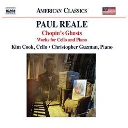 Kim Cook Christopher Guzman Paul Reale Chopins Ghosts CD