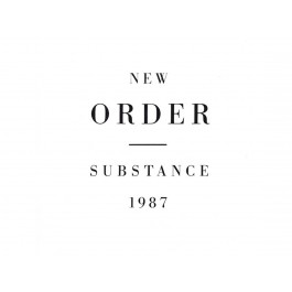 New Order Substance 1987 CD2