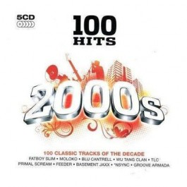 Various Artists 100 Hits 2000S CD5