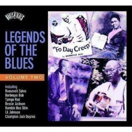 Various Artists Legends Of The Blues - Volume Two CD