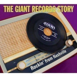 Various Artists Giant Records Story - Rockin From Nashville CD