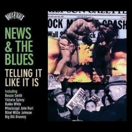 Various Artists News & Blues-Telling It Like It Is CD