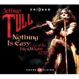 Jethro Tull Nothing Is Easy CD+DVD