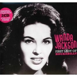 Wanda Jackson First Lady Of Rockabilly CD2