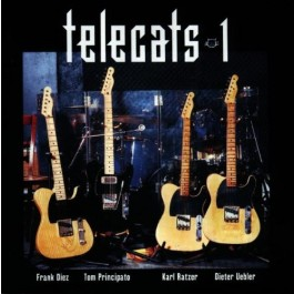 Telecats Telecats 1 CD
