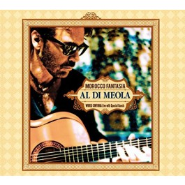 Al Di Meola Morocco Fantasia - World Sinfonia Live With Special Guests CD