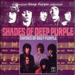 Deep Purple Shades Of Deep Purple CD