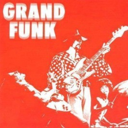 Grand Funk Railroad Grand Funk Railroad CD