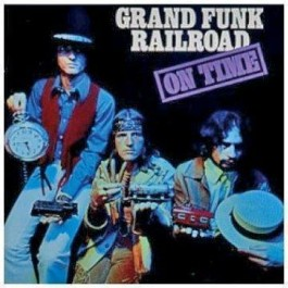 Grand Funk Railroad On Time CD