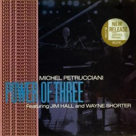 Michel Petrucciani Power Of Three DVD