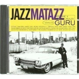 Guru Jazzmatazz Vol.2 CD