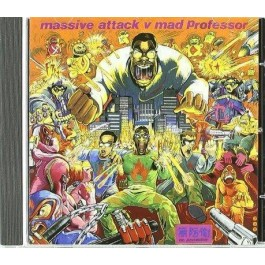 Massive Attack No Protection CD